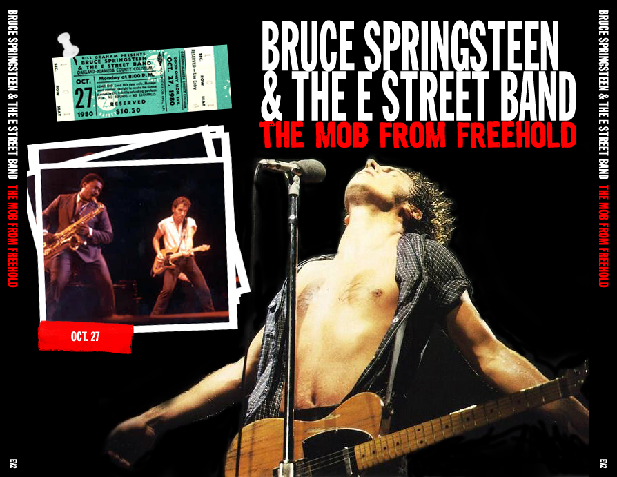 springsteen the mob from freehold