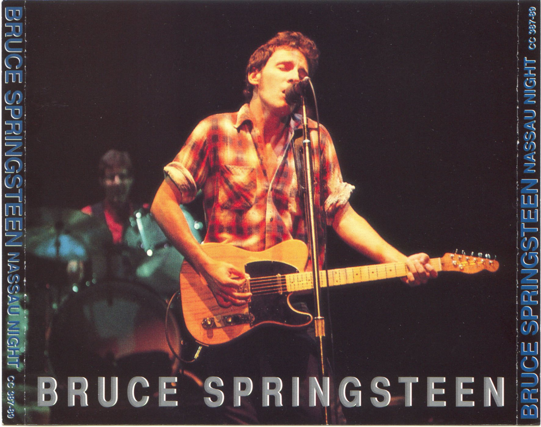 Bruce Springsteen - Nassau Night 31/12/80 - Guitars101 - Guitar Forums