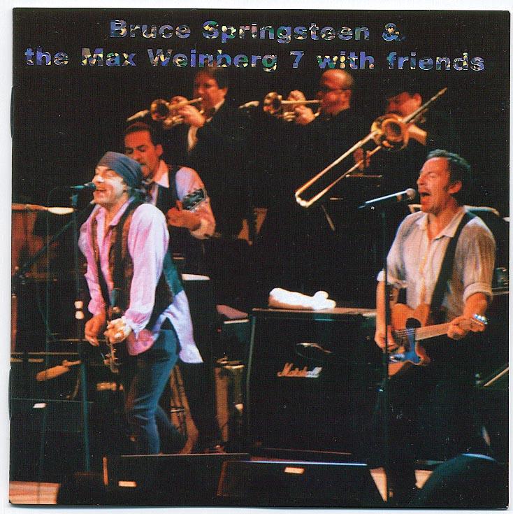 bruce springsteen christmas songs live