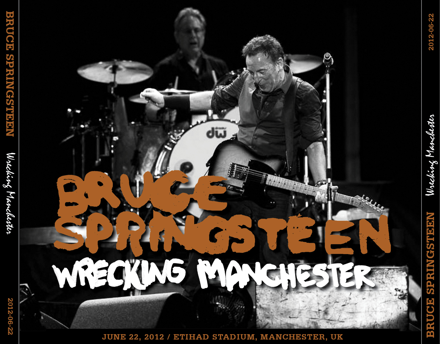 Bruce Springsteen - As Requested Around The World